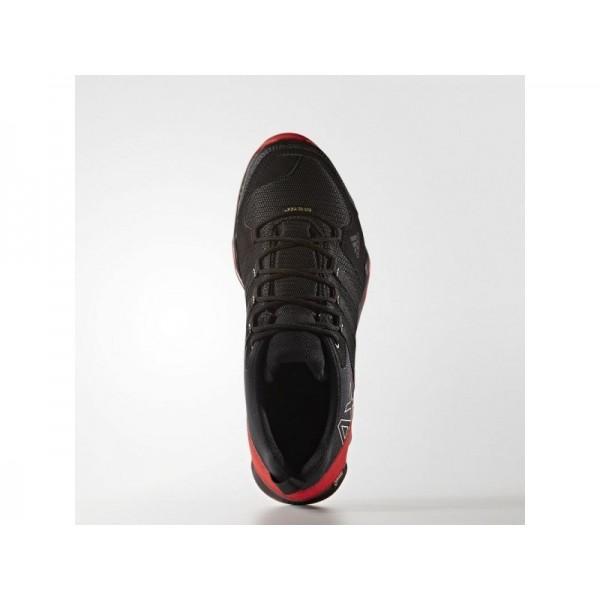 Adidas AX für Herren Outdoor Schuhe - Black/Vivid Red S13/Dark Grey
