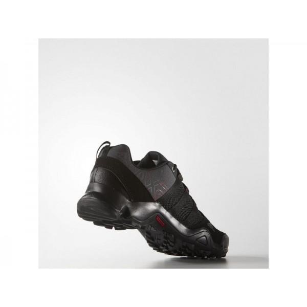 Adidas AX für Herren Outdoor Schuhe - Dark Grey/Black/Scarlet Adidas D67192