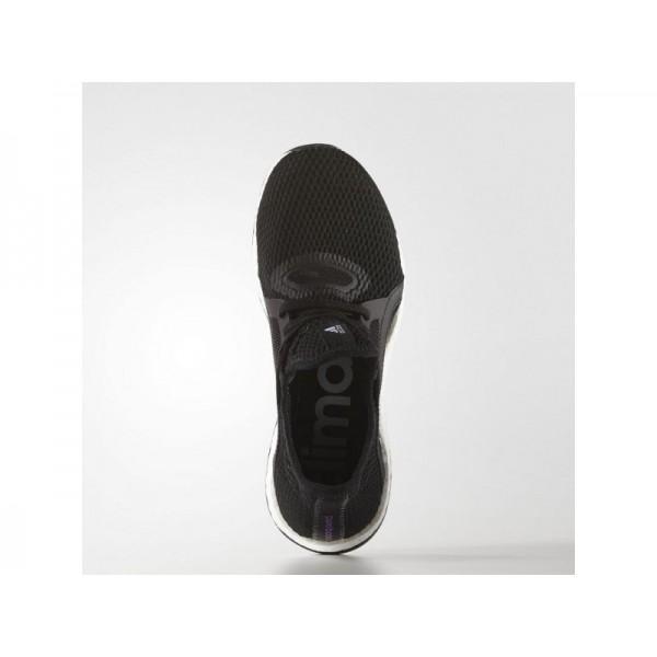 Adidas Pure Boost für Damen Running Schuhe - Black/Black/Dgh Solid Grey