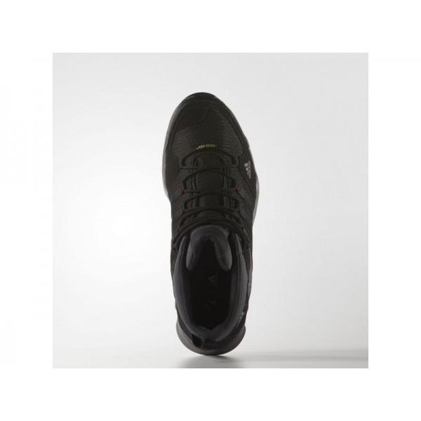 Adidas AX für Herren Outdoor Schuhe - Dark Grey/Black/Scarlet Adidas Q34271