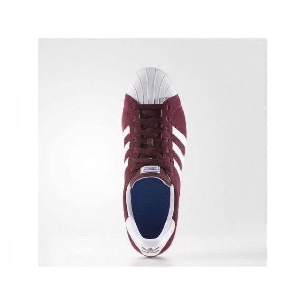 ADIDAS Herren Superstar Vulc ADV -B27395-Schlussverkauf adidas Originals Superstar Schuhe