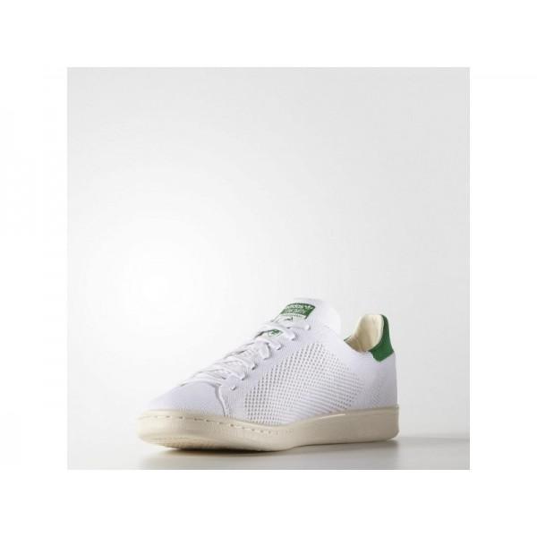 ADIDAS Herren Stan Smith Primeknit -S75146-Günstig adidas Originals Stan Smith Schuhe