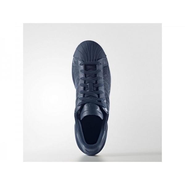 adidas Originals SUPERSTAR TRIPLE Herren Schuhe - Tech Ink F16/Tech Ink F16/F16 Tech Ink