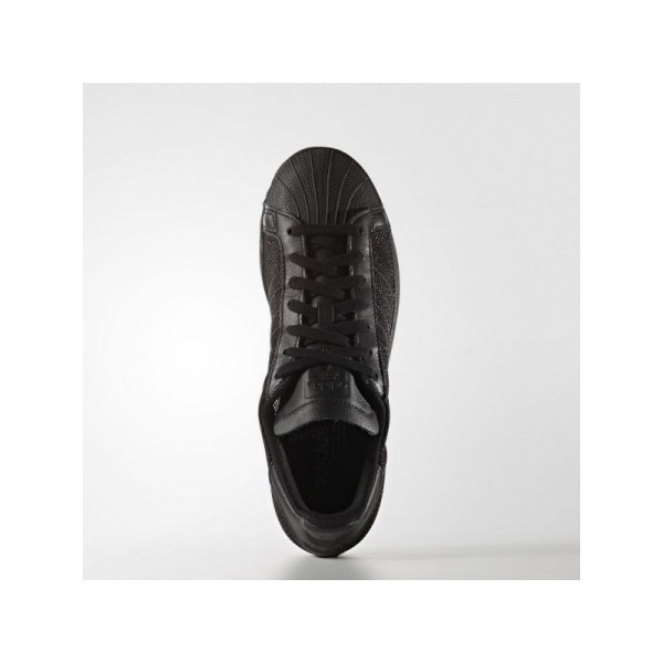 Originalsschuhe Adidas 'Superstar Triple' Schwarz/Schwarz für Herren Schuhe