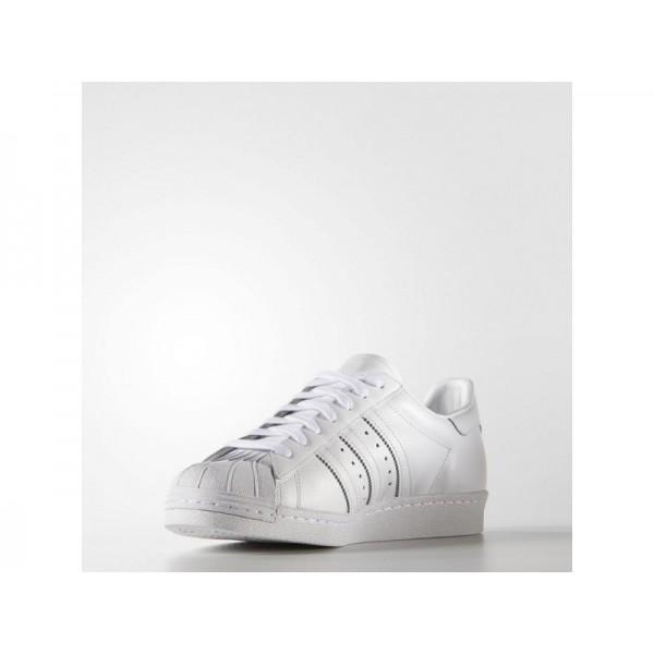 adidas Originals SUPERSTAR '80S Herren Schuhe - Weiß/Schwarz
