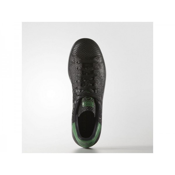 Originalsschuhe Adidas 'Stan Smith' Schwarz/Grün für Herren Schuhe