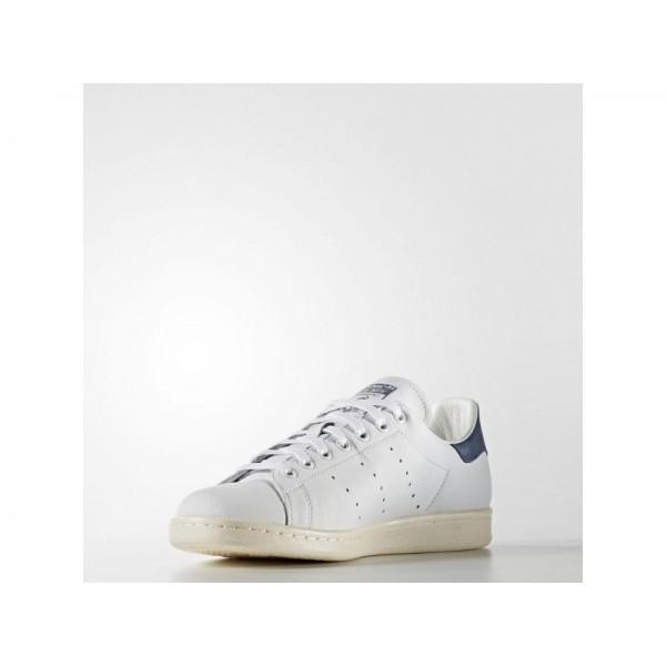 adidas Originals STAN SMITH Herren Schuhe - Weiß/Tech Ink F16