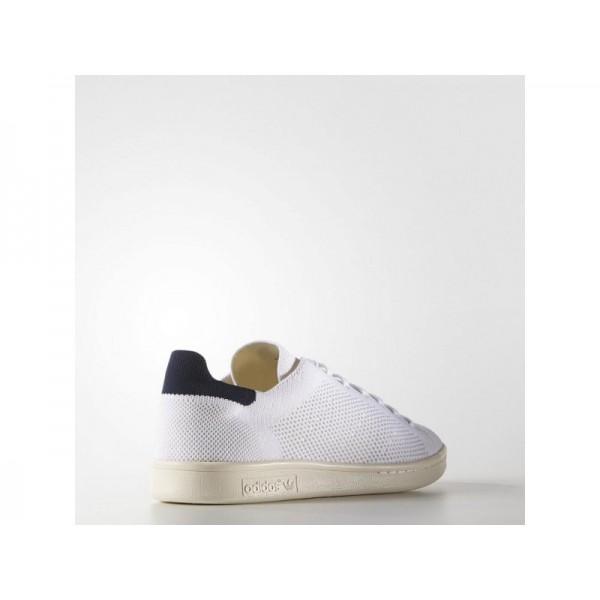 adidas Originals STAN SMITH PRIMEKNIT Herren Schuhe - Weiß/Chalk White