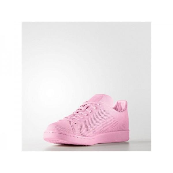 adidas Originals STAN SMITH PRIMEKNIT Herren Schuhe - Semi-Rosa-Glühen S16