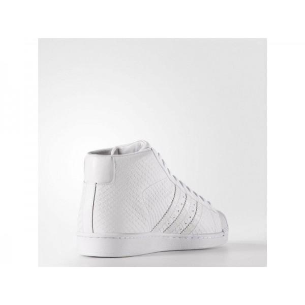 adidas Originals PRO MODEL SHOES Herren Schuhe - Weiß