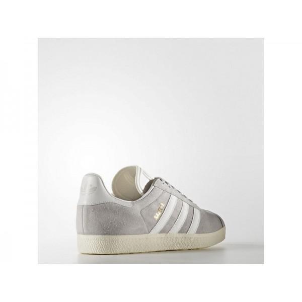 Originalsschuhe Adidas 'Gazelle' Klar Onix/Weiß/Gold Met. Schuhe für Herren