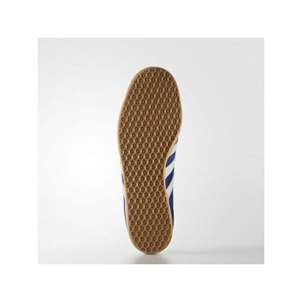 adidas Originals GAZELLE Herren Schuhe - Unity Ink F16/Metallic Silber-Sld/Gum4