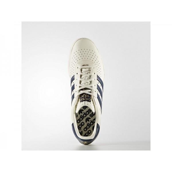 adidas Originals 350 Herren Schuhe - Off White/Collegiate Navy/Gold Met.