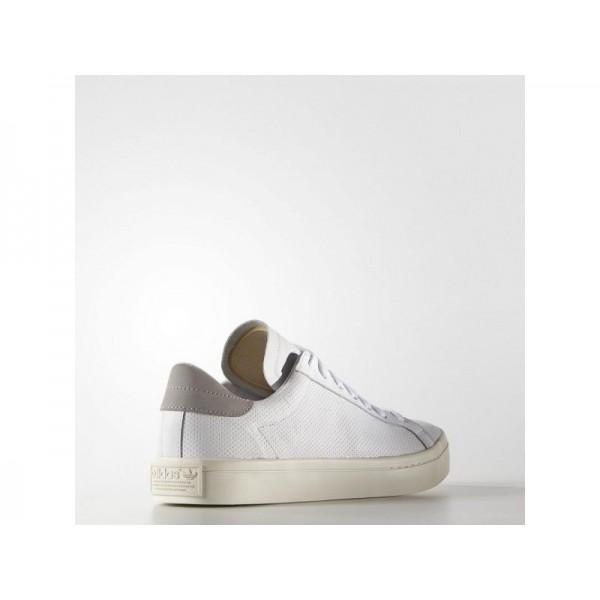 adidas Originals COURT VANTAGE Herren Schuhe - Weiß/Fest Grau/Chalk White
