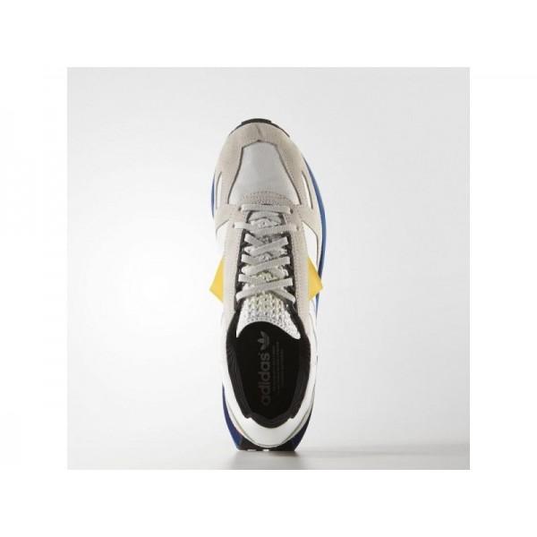 adidas Originals PROTOTYPE FORMEL 1 Herren Schuhe - Altweiß/Lush Red
