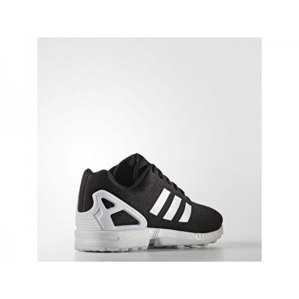 Originalsschuhe Adidas 'ZX Flux EM' Schwarz/FTWR Weiß/Schwarz-Schuhe für Herren