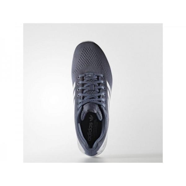 adidas Originals ZX FLUX EM Herren Schuhe - Tech Ink F16/Weiß/Tech Ink F16