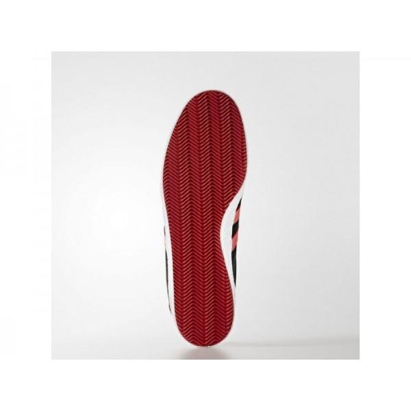 Originalsschuhe Adidas 'Topanga' Schwarz/Scarlet/FTWR Weiß Schuhe für Herren