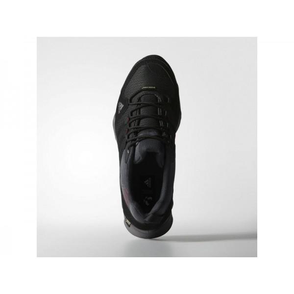 Adidas AX für Herren Outdoor Schuhe - Dark Grey/Black/Scarlet Adidas Q34270
