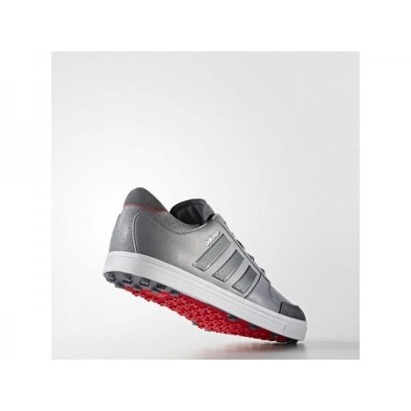 Adidas Herren Adicross Golf Schuhe - Grey/Onix/Ftwr White Adidas F33463