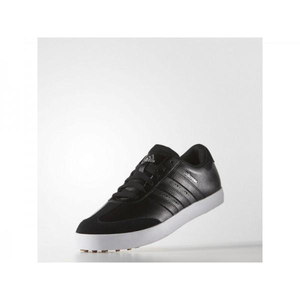 Adidas Herren Adicross Golf Schuhe - Black/White Adidas F33425