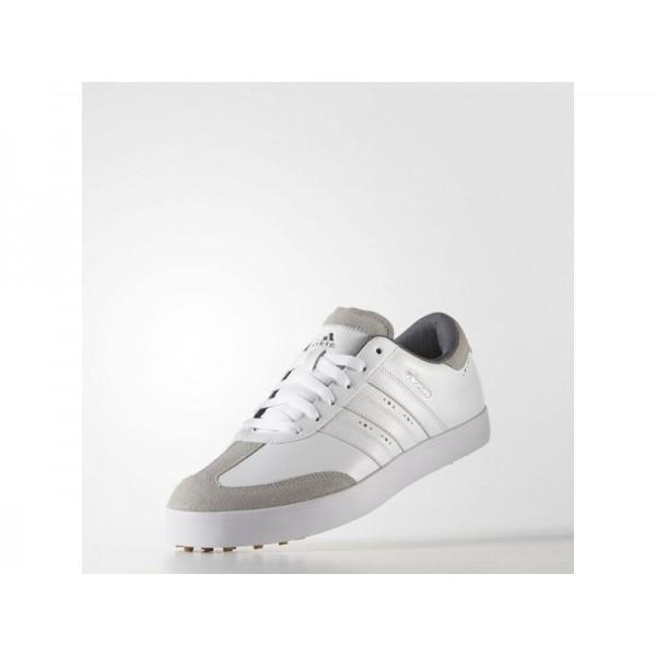 Adidas Herren Adicross Golf Schuhe Verkaufen - White/Beige Adidas F33391