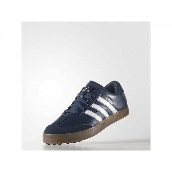 Adidas Adicross für Herren Golf Schuhe - Blue/White/Beige Adidas F33392