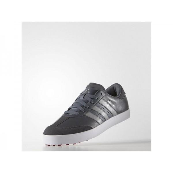 Adidas Herren Adicross Golf Schuhe - Onyx/Light Onyx/White Adidas F33394