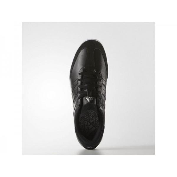 Adidas Herren Adicross Golf Schuhe - Black/White Adidas F33390