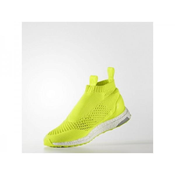 Adidas ACE 16 für Herren Fußball Schuhe - SYELLO/SYELLO/SILVMT