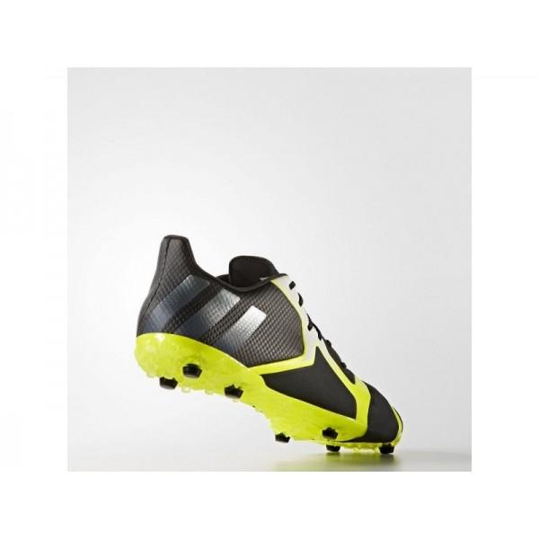 Adidas ACE 16 für Herren Fußball Schuhe - Black/Night Met. F13/Solar Yellow
