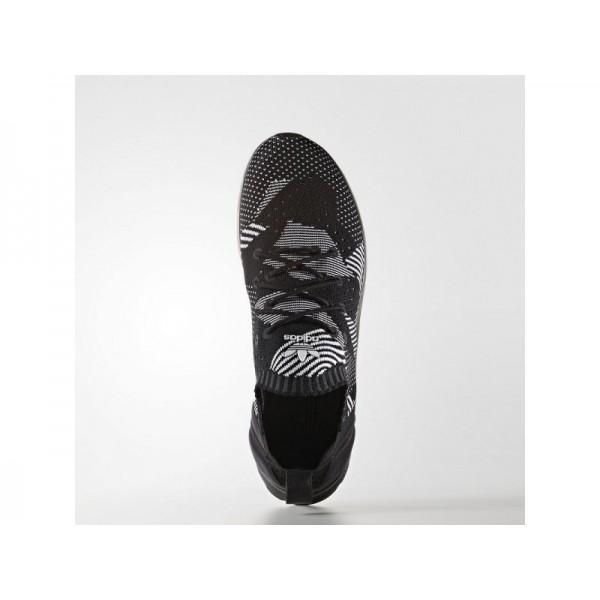 Adidas Damen ZX Flux Originals Schuhe - Black/Black/Ftwr White Adidas S81901