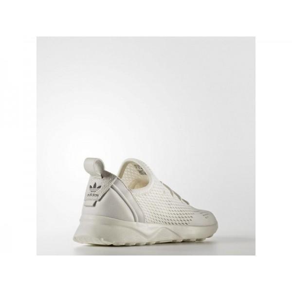 Adidas ZX Flux für Damen Originals Schuhe - White/White/White