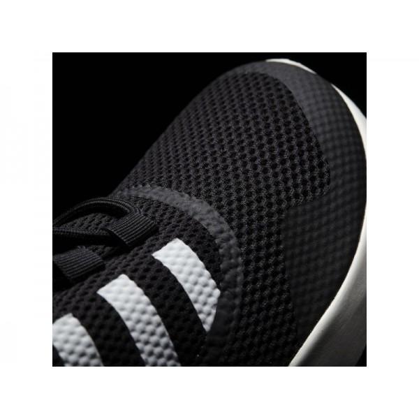 Adidas Damen ZX Flux Originals Schuhe - Black/White/Black