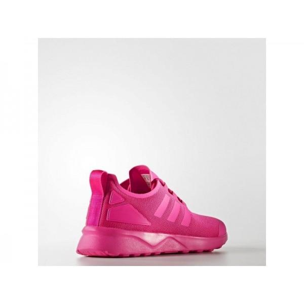 Adidas ZX Flux für Damen Originals Schuhe - Shock Pink S16/Shock Pink S16/Shock Pink S16