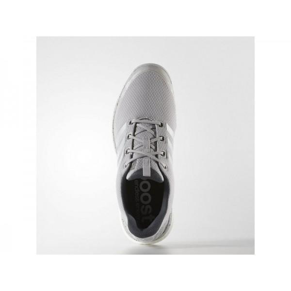 Adidas Herren Adicross Golf Schuhe - Solid Grey/White Adidas F33217