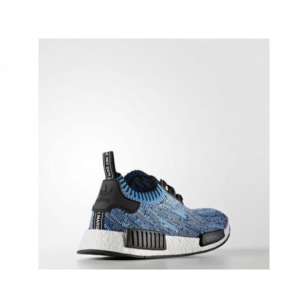 Billig Herren Adidas Nmd_R1 Primeknit Sneaker Schuhe Herren