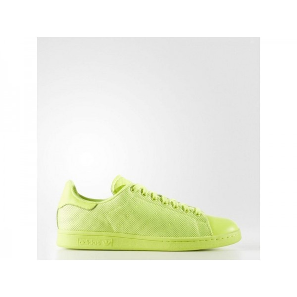adidas Originals STAN SMITH Herren Schuhe - Solar-Gelb/Solar Gelb/Solar Gelb