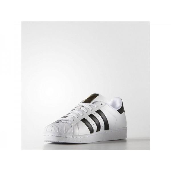 adidas Originals SUPERSTAR Herren Schuhe - Weiß/Schwarz