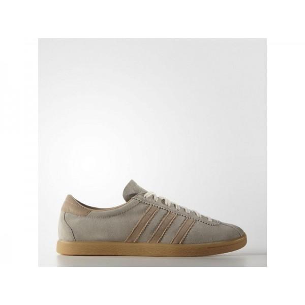 adidas Originals TOBACCO RIVEA Herren Schuhe - Tech Chrom/Dunkel Sand/St Pale Nude