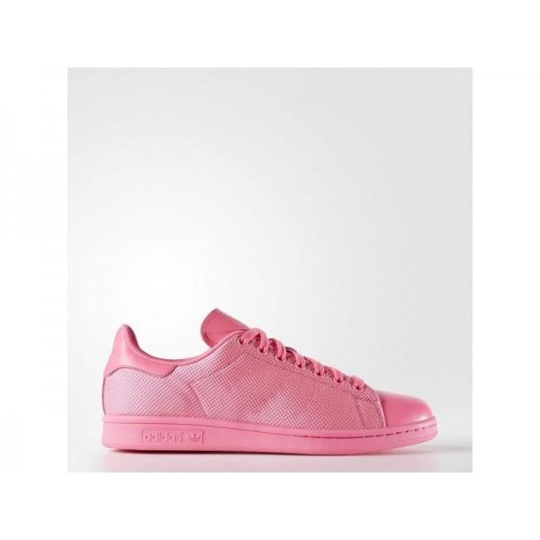 adidas Originals STAN SMITH Herren Schuhe - Solar-Rosa/Solar-Rosa/Solar-Rosa