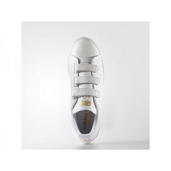 adidas Originals STAN SMITH Herren Schuhe - Weiß/Gold Metallic