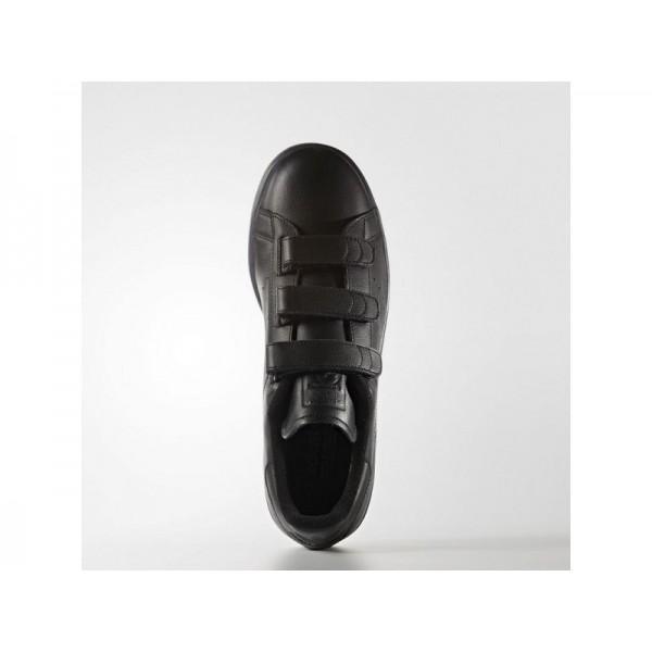 Originalsschuhe Adidas 'Stan Smith' Schwarz/Schwarz für Herren Schuhe