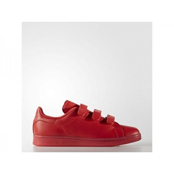 adidas Originals STAN SMITH Herren Schuhe - Rot/Rot/Rot