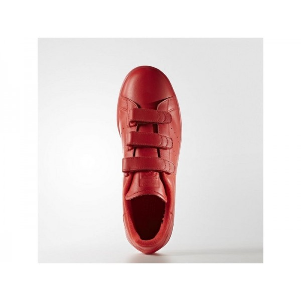 adidas Originals STAN SMITH Herren Schuhe - Rot/Rot/Rot