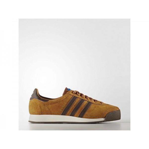 Originalsschuhe Adidas 'Samoa Vintage' Craft Ochre F16/F16 Auburn/Off White für Herren Schuhe
