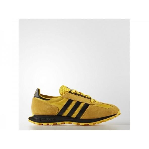 Originalsschuhe Adidas 'Racing 1' Bold-Gold/Schwarz/Schwarz-Schuhe für Herren