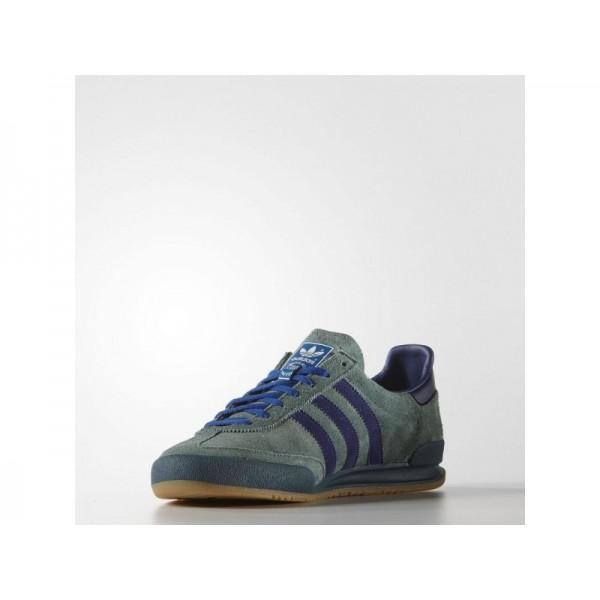 adidas Originals JEANS MKII Herren Schuhe - Vista Grün/Dunkel Blau/Grün