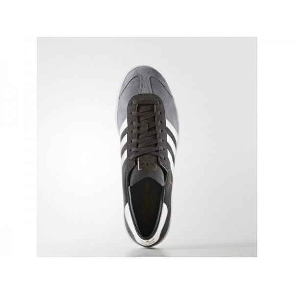 adidas Originals HAMBURG Herren Schuhe - Dgh Fest Grau/Weiß/Grau