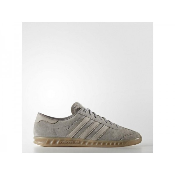Originalsschuhe Adidas 'Hamburg' Klar Granit/Grau S12/Gum4 Schuhe für Herren